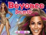 Juegos de vestir: Beyonce Dress Up