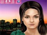 Juegos de vestir: Mila True Make Up