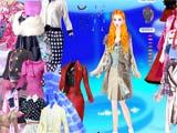 Juegos de Vestir: Barbie Vestiditos