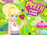 Juegos de Vestir: Polly Cute Look