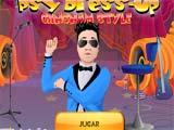 Juegos de Vestir: Psy Dress Up Gangnam Style