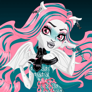 Monster High Haunted Rochelle Goyle - Juegos de vestir roiworld