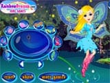 Aqua Princess Dress Up - Juegos de vestir hadas