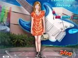 Ashley scott dress up - Juegos de vestir embarazadas