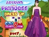 Autumn princess dress up - Juegos de vestir sirenas