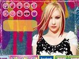 Avril lavigne makeup