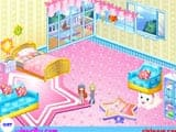 Bloom and sky doll house - Juegos de vestir y peinar