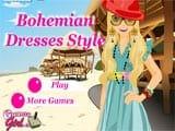 Bohemian dressup