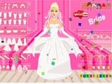 Bride dress up - Juegos de vestir zac efron