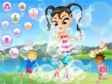 Juegos de Vestir: Bubbles Away
