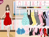 Casual lolita dress up game - Juegos de vestir y maquillar