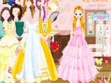 Dama de Honor Dress Up - Juegos de vestir y maquillar