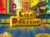 Doli lisa dress up - Juegos de vestir y maquillar