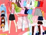 Doll star barbie dress up