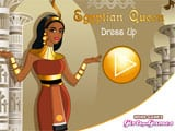 Egypt dress up - Juegos de vestir princesas