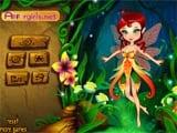 Flower spirit fairy