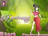 Galaedhel the elf princess - Juegos de vestir sirenas