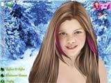 Georgie henley makeover