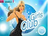 Girls club dressup