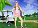 Golf girl dress up game - Juegos de vestir a naruto