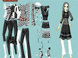 Goth girl dress up - Juegos de vestir princesas