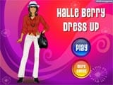 Halle berry dressup