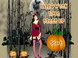 Halloween time dressup