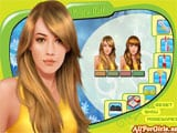 Hilary duff make up - Juegos de vestir Monster High