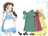 Little belle dress up - Juegos de vestir y maquillar
