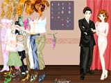 Lovers in paris - Juegos de vestir wedding lily