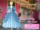 Maria antoinette dress up - Juegos de vestir princesas
