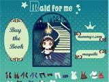 Mina lin maid for me dressup game