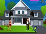 Neighborhood kissing - Juegos de vestir y maquillar
