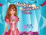 Noble princess dress up