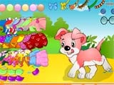 Peppy puppy