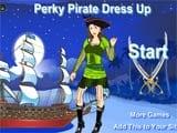 Perky pirate dressup