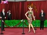 Red carpet paparazzi - Juegos de vestir y maquillar