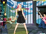 Rock star dress up - Juegos de vestir y maquillar