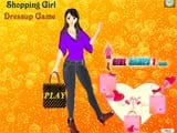 Shopping girl game - Juegos de vestir princesas