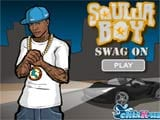 Soulja boy swag on - Juegos de vestir one piece