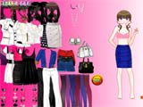 Sue fashion superstar - Juegos de vestir princesas