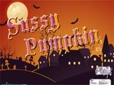 Sussy pumpkin dress up - Juegos de vestir princesas