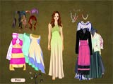 Sweet fashion girl - Juegos de vestir wonder woman