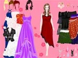 Sweet model dress up - Juegos de vestir y maquillar