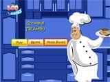 Tiramisu cooking