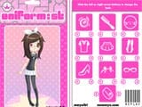 Uniform street dressup game - Juegos de vestir star sue