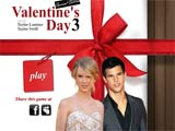 Valentine s day movie taylor swift taylor lautner - Juegos de vestir sirenas
