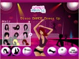 Disco Dance Dress Up