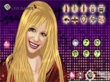 Dress up hannah montana - Juegos de vestir star sue