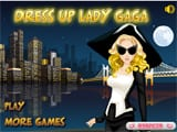 Dress up Lady Gaga - Juegos de vestir emos
